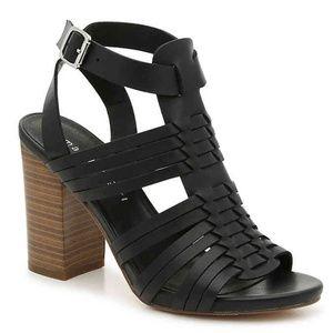 Black Boho Sandal